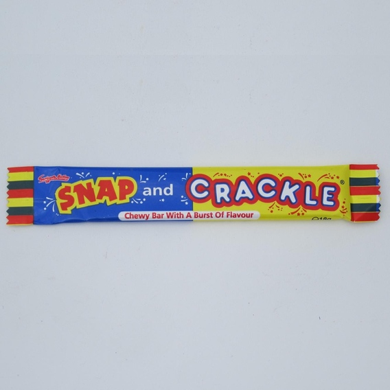 Snap and Crackle