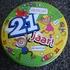 Snoepblik 21 jaar