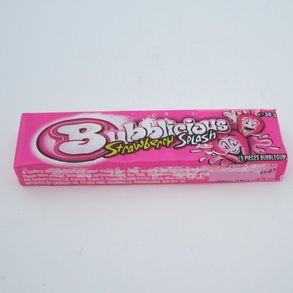 Bubblicious Strawberry Splash