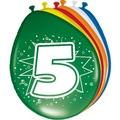 Ballonnen 5 jaar
