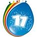 Ballonnen 11 jaar