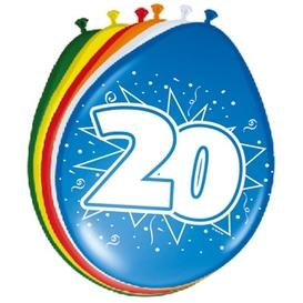 Ballonnen 20 jaar