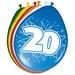 Ballon 20 jaar
