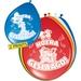 Ballonnen Hoera geslaagd