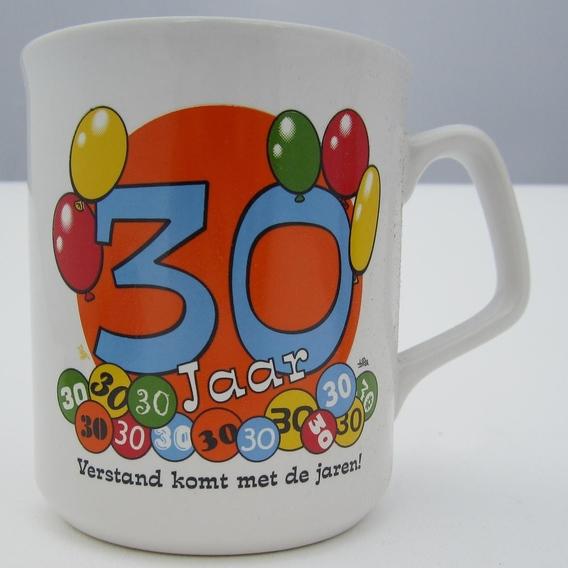 Mok 30: Verstand komt met de jaren