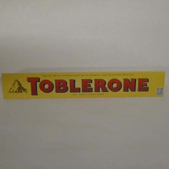 Toblerone melk noga 100gram