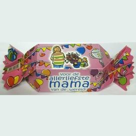 Snoepdoos Allerliefste Mama