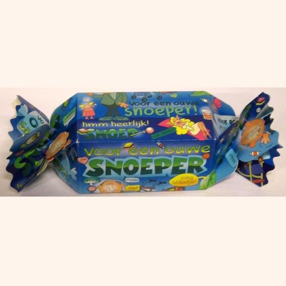 Snoepdoos Ouwe Snoeper