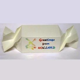 Snoepdoos Greetings from Holland