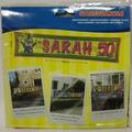 Streetbanner Sarah 50 jaar