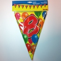 Vlaggenlijn 8 jaar