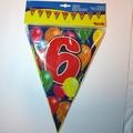 Vlaggenlijn 6 jaar