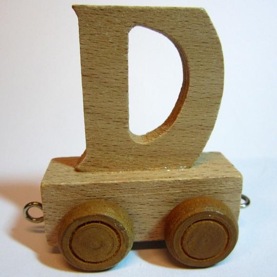 Treinletter D