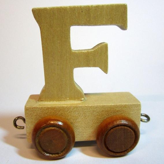 Treinletter F