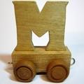 Treinletter M