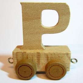 Treinletter P