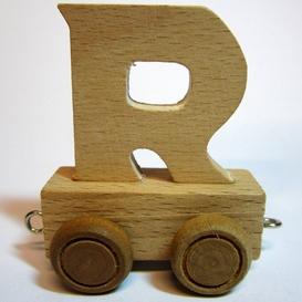 Treinletter R