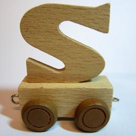 Treinletter S