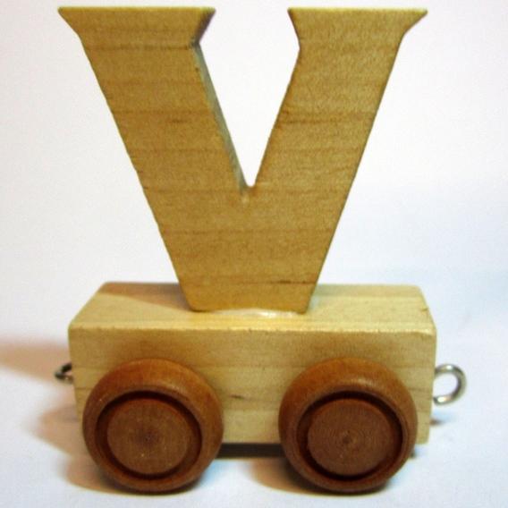 Treinletter V