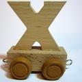 Treinletter X