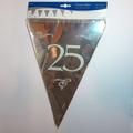Vlaggenlijn 25 jaar jubileum
