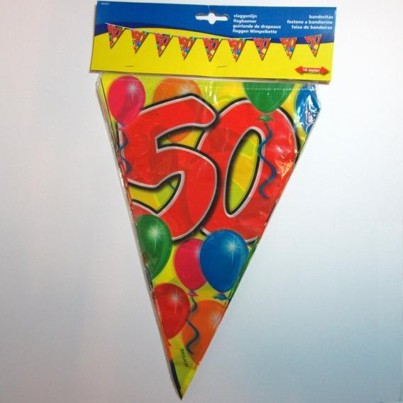 Vlaggenlijn 50 jaar