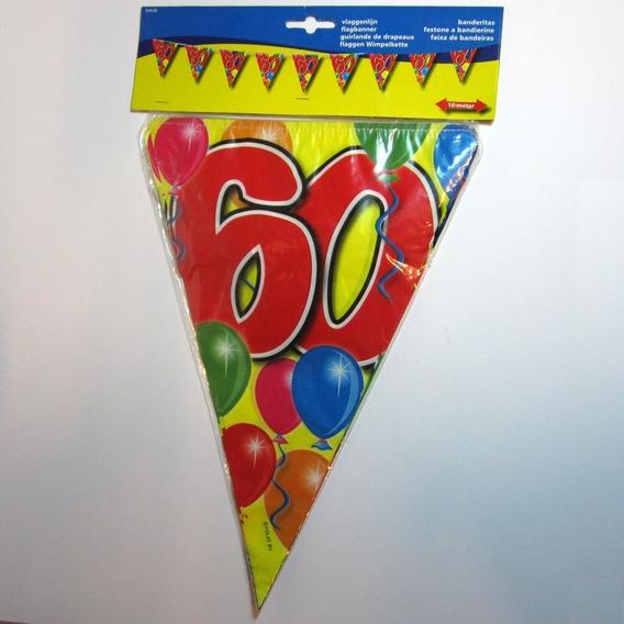 Vlaggenlijn 60 jaar