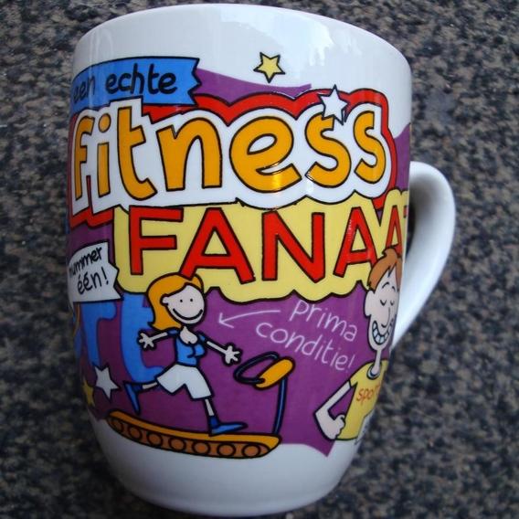 Mok fitness fanaat
