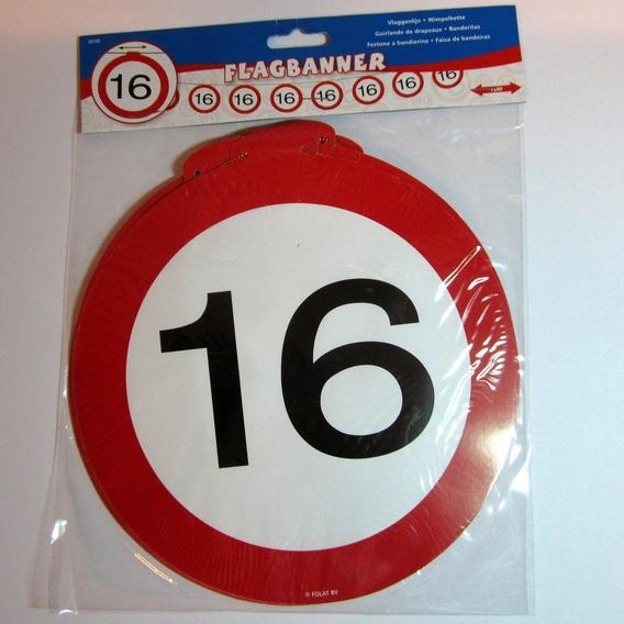 Bordenlijn 16