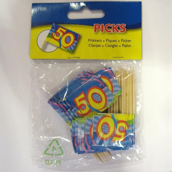 Prikkers 50 jaar