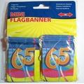 Minivlaglijn 65 jaar
