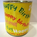 Blik Happy birthday