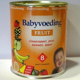 Blik Babyvoeding