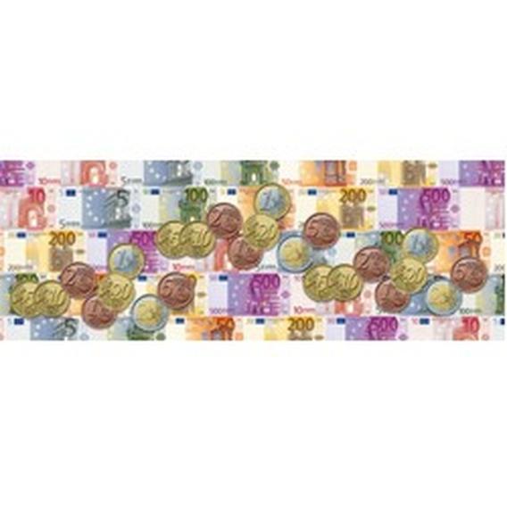 Blik geld