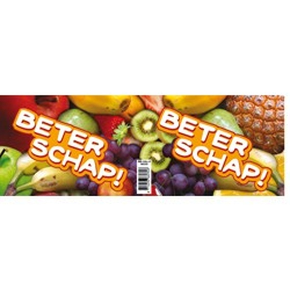 Blik Beterschap fruit
