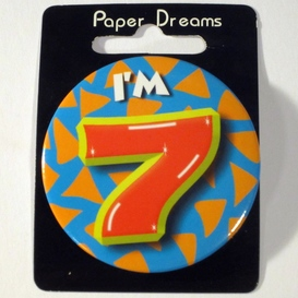 Button I'm 7
