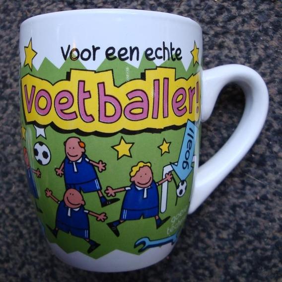 Mok voetballer