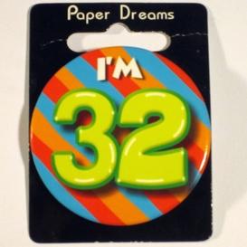 Button I'm 32