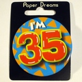 Button I'm 35