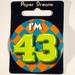 Button I'm 43