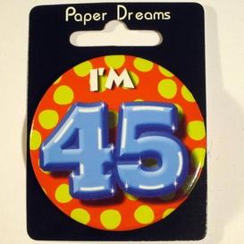Button I'm 45
