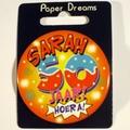 Button 50 Sarah
