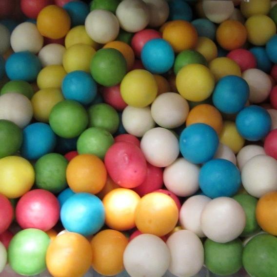 Kauwgomballen