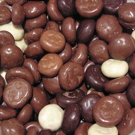 Chocolade kruidnoten melk / wit / puur