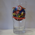 Drinkglas 16 jaar