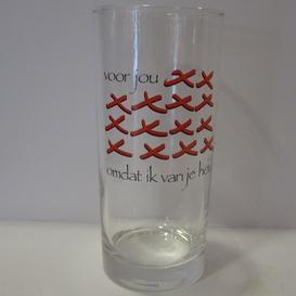 Feestglas Voor jou