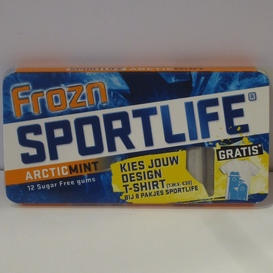 Sportlife Arctic mint
