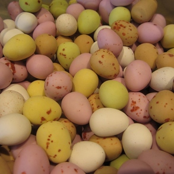 Mini eitjes