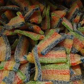 Mini rainbowmatjes