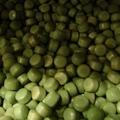 Groene erwten kilo